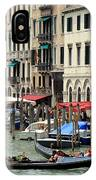 Venice Grand Canal 2 IPhone Case