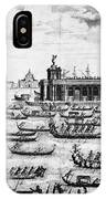 Venice: Grand Canal IPhone Case