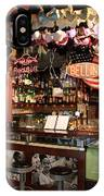 Venice Jazz Bar IPhone Case