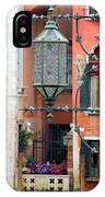 Venice Lamp IPhone Case