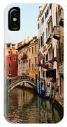 Venice Waterway IPhone Case