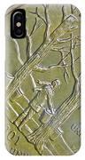 Vermont 2001 IPhone Case