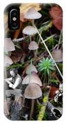 Very Tull Mushrooms IPhone Case