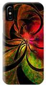 Vibrant Bloom IPhone Case
