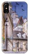 Vienna Cobblestone Alleys And Forgotten Streets IPhone Case