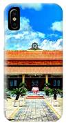 Vietnamese Buddhist Temple IPhone Case