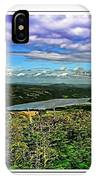 View From The Hilltop 2 IPhone Case