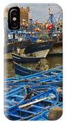 View Of Skala Du Port IPhone Case
