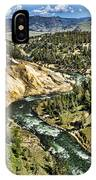 View Of The River IPhone Case