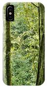 View Within A Rain Forest IPhone Case