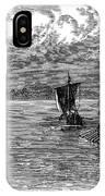 Vikings: North America IPhone Case