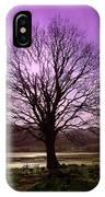 Village Green Tree IPhone Case