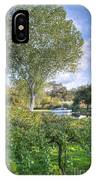 Vines And Trees IPhone Case
