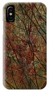 Vines And Twines  IPhone Case