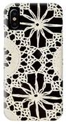 Vintage Crocheted Doily IPhone Case