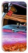 Vintage Frazer Front Window Auto Wreck IPhone Case