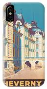 Vintage French Travel Poster IPhone Case