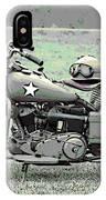 Vintage Iron IPhone Case