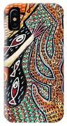Vintage Mermaid And Wisdom Coral Angel IPhone Case