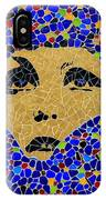 Vintage Mosaic Sign 2 IPhone Case