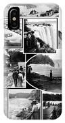 Vintage Niagara Falls IPhone Case