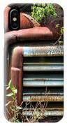 Vintage Rusty Dusty Gmc Graveyard Truck IPhone Case