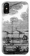 Virginia: College, 1856 IPhone Case