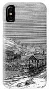 Virginia: Salt Mine, 1857 IPhone Case