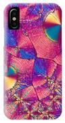 Vitamin B3 Crystal IPhone Case