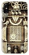 Vulcan Steel Steampunk IPhone Case