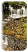 Wagner Falls 4 IPhone Case