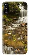 Wagner Falls 5 IPhone Case