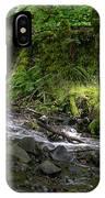 Wahkeena Falls Three IPhone Case