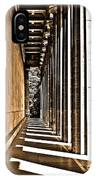 Walhalla Colonnade ... IPhone Case