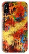 Walk Through The Fire IPhone Case
