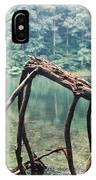 Walking Stick IPhone Case