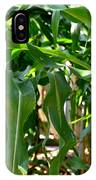 Walking Through The Cornfields IPhone Case
