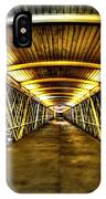 Walkway IPhone Case