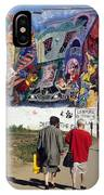 Wall Mural In Montreal IPhone Case
