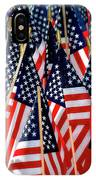 Wall Of Us Flags IPhone Case