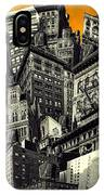 Walls And Towers IPhone Case
