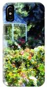 War Memorial Rose Garden 1  IPhone Case