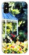 War Memorial Rose Garden 2  IPhone Case