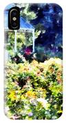 War Memorial Rose Garden  3 IPhone Case