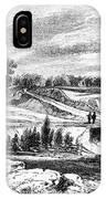 War Of 1812: Bladensburg IPhone Case
