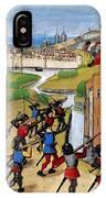 Warfare: Siege Of Arras IPhone Case