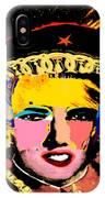 Warhollage 2d IPhone Case