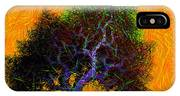 Was A Crooked Tree  Grunge Art IPhone Case