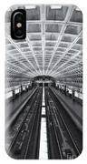 Washington Dc Metro Station II IPhone Case