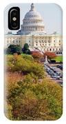 Washington2 IPhone Case